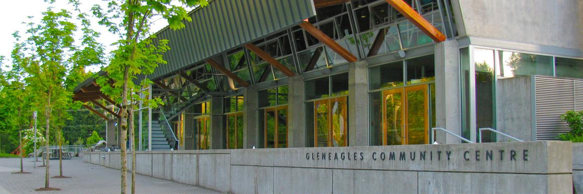 Gleneagles Community Centre West Vancouver Rec Schedules